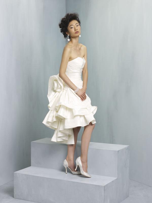 Креативные свадебные платья фото 4