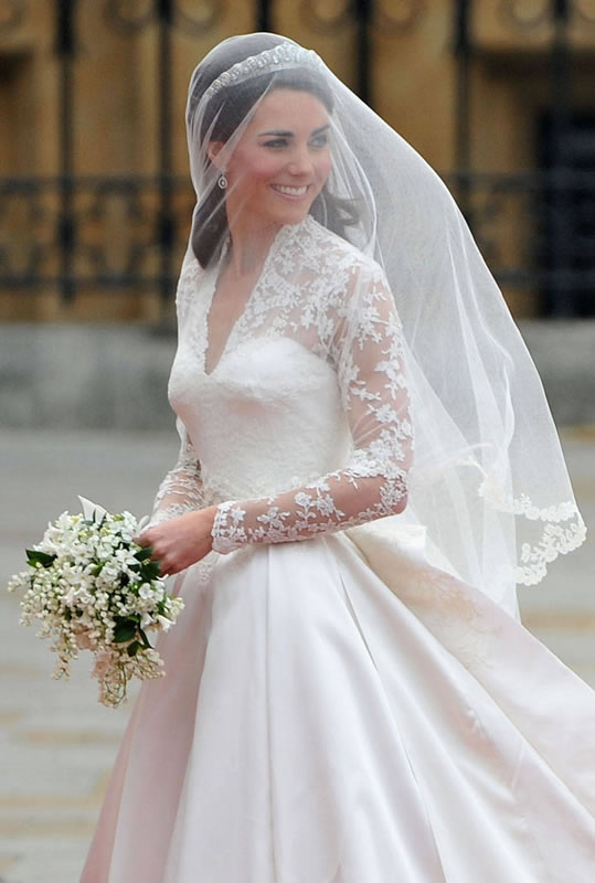 A History Of Wedding Veils Styles And Trends Through The