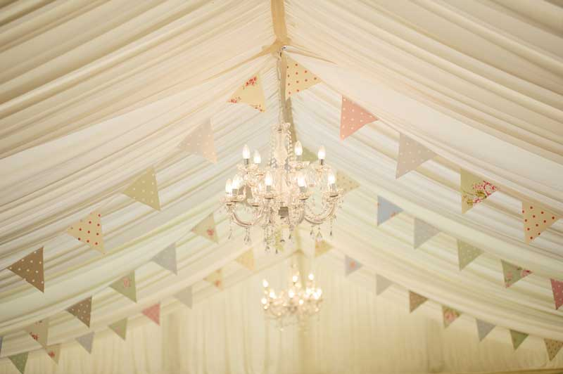 How to decorate your wedding reception venue