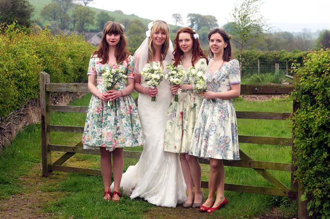 bridesmaid highstreet bridesmaids weddingphotographersouthwales