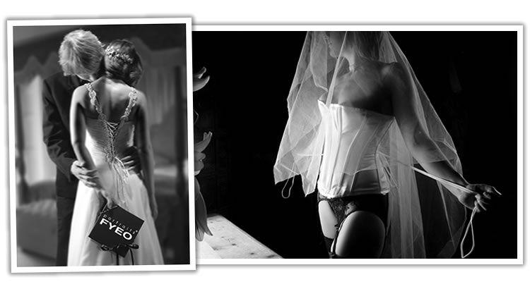 FYEO Boudoir Bride images