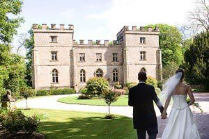 Clearwell Castle is a fairytale venue