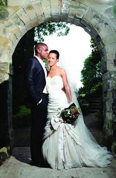 Real Wedding - Ian Stuart Collection