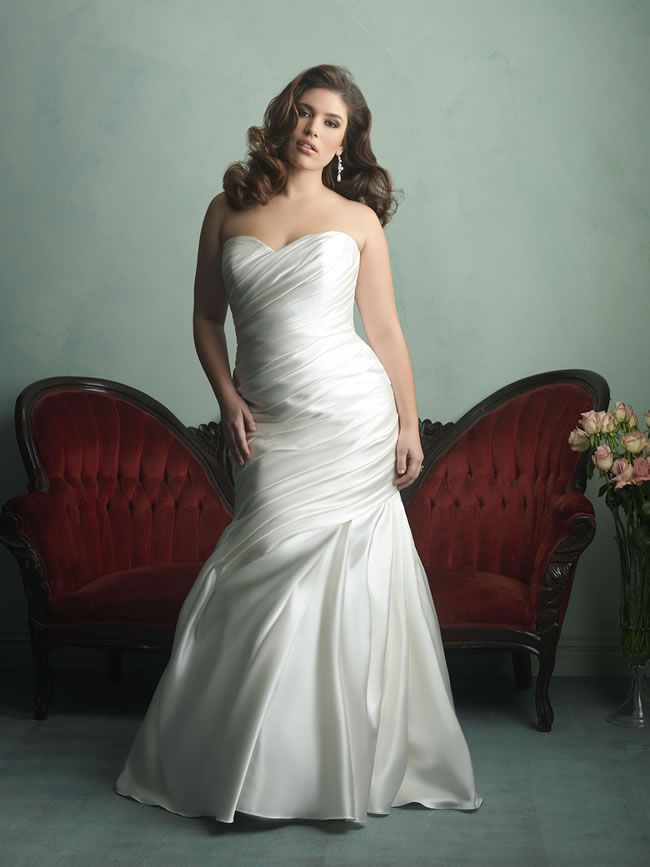 Best Plus Size Wedding Dresses Wedding Ideas Magazine