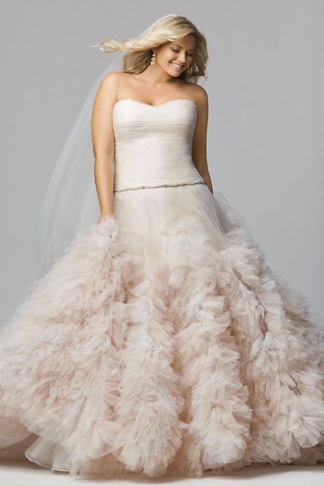 Our Guide To Plus Size Wedding Dresses Theres More Choice Than Ever