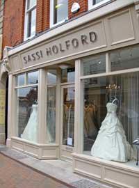 Sassi Holford's Taunton Boutique