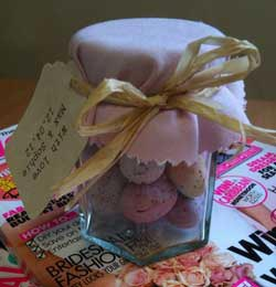 My wedding favours!