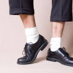black-trousers-white-socks