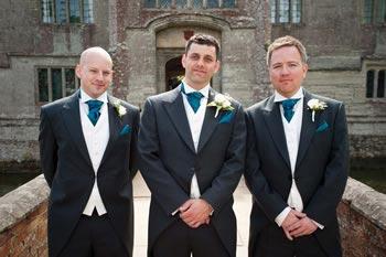 groom duties