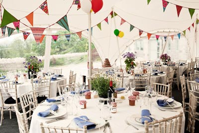 Wedding themes 2012 - 10 ideas to get it right on the night