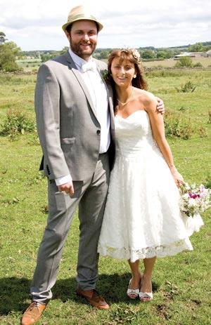 Read fab real weddings!
