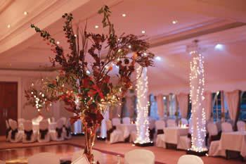 10 tips for your reception decorations!