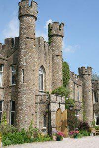 Castle venues complete a fairytale theme