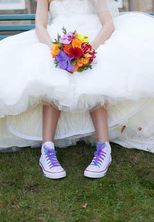 Unique-wedding-shoes-ribbons-emmacasephotography.com