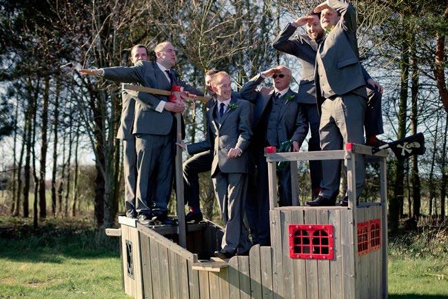 groom organising a honeymoon kerriemitchell