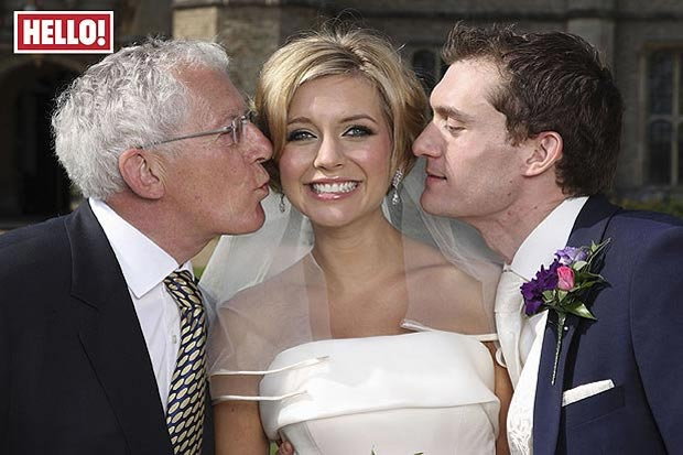 Countdown star Rachel Riley gets married to her university sweetheart