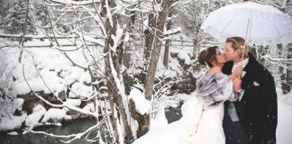 winter-weddings-top-10-reasons-couple-in-snow