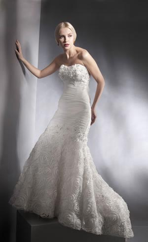 Win a designer wedding dress from Alfred Sung worth £1000