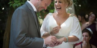 dreamy-lake-garda-wedding-romance-stephanie-liam-laughing