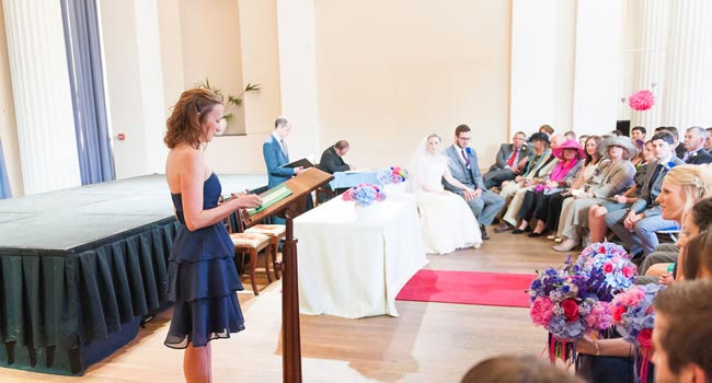 Fun And Quirky Wedding Readings