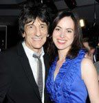 ronnie-wood-engaged