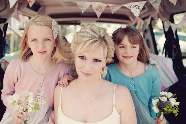 shabby-chic-wedding-ideas-hannah-and-jeff-bride-daughters