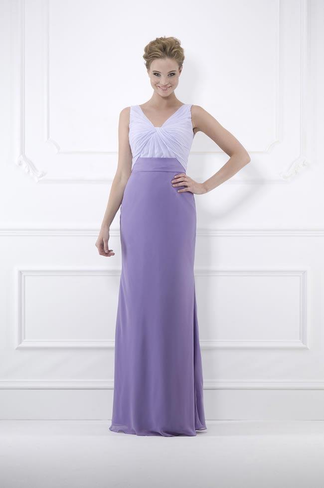 lilac bridesmaid dresses