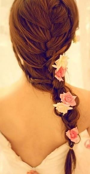 asian-wedding-plait