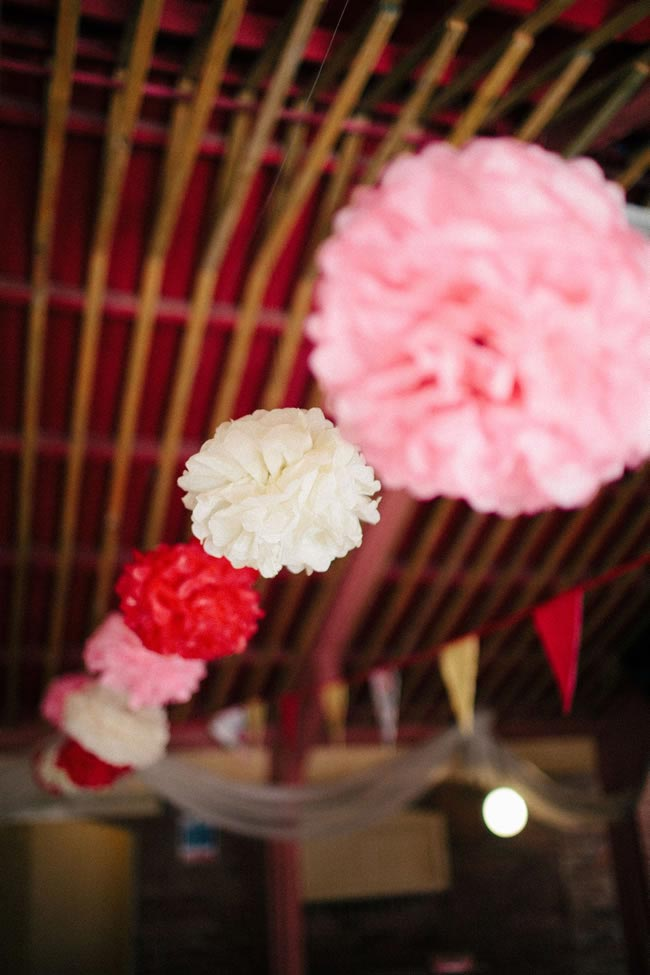 paper pom pom tutorial mikiphotography