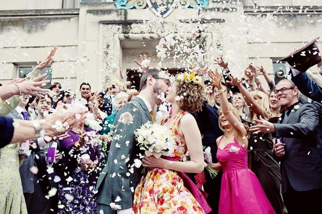 a3e6095e19bd2 Unique wedding ideas - 10 fantastic ways to personalise your big day
