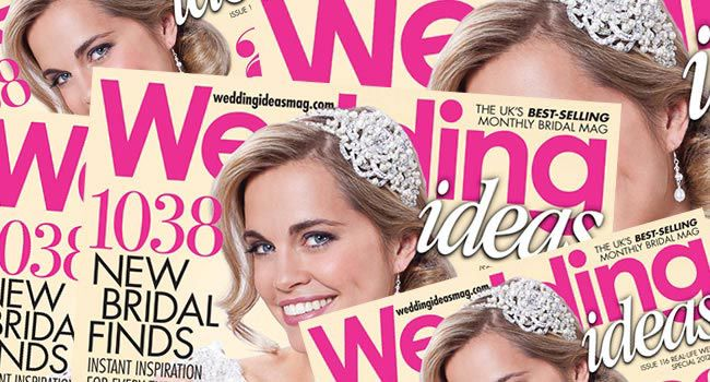 The Brand New Real Life Wedding Issue Is On Sale