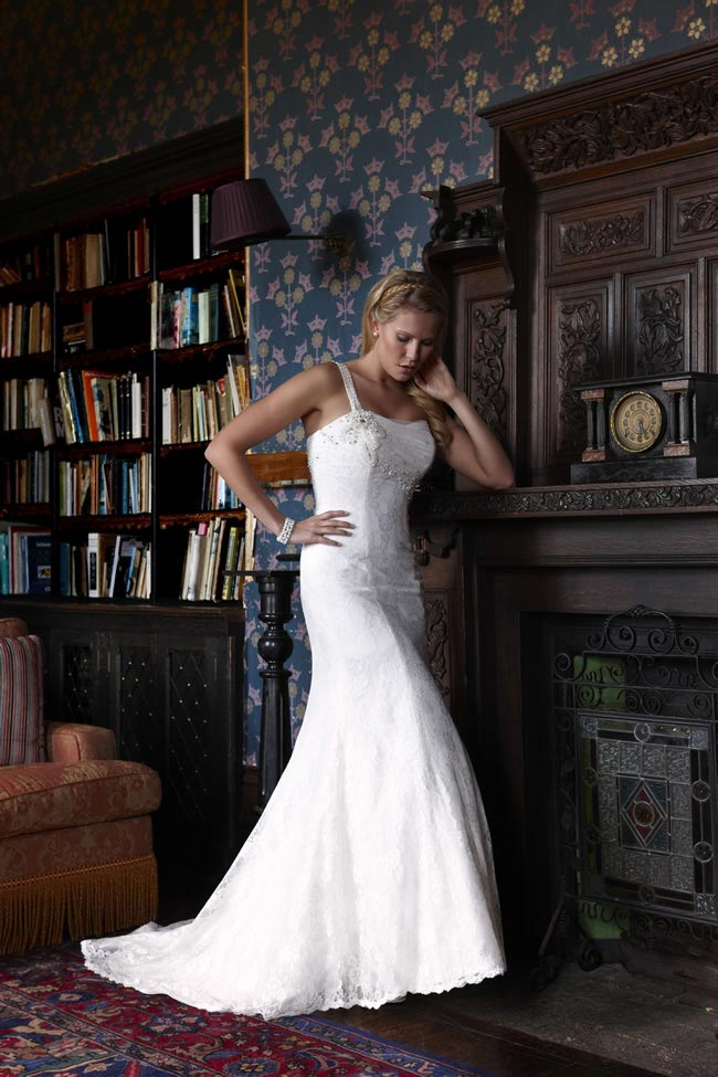 See The Fantastic Phil Collins 2013 Bridal Collection