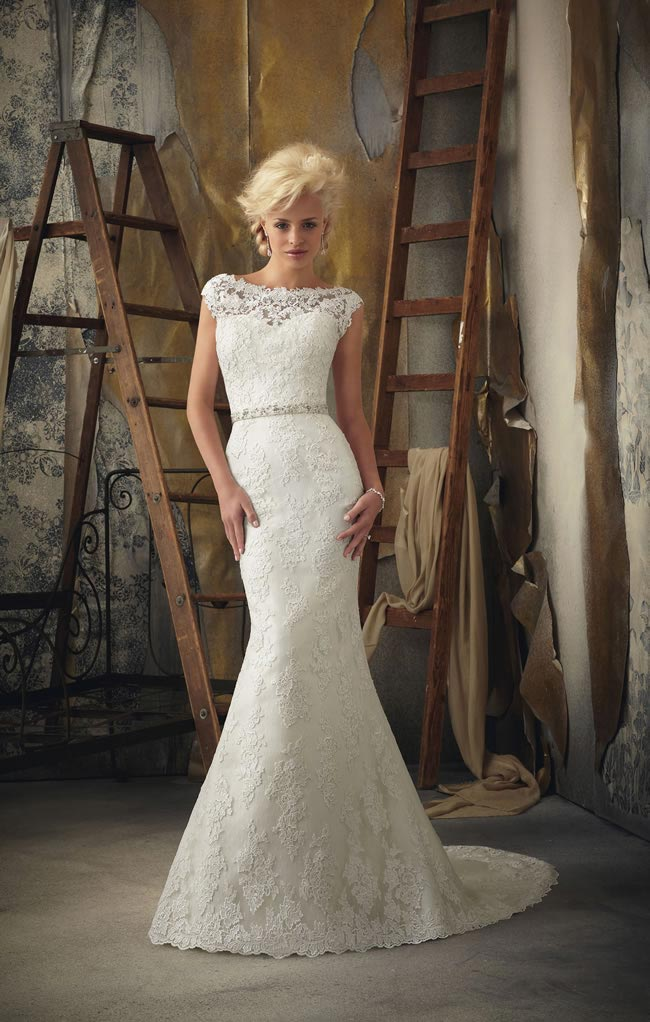 Style 1901 by Mori Lee