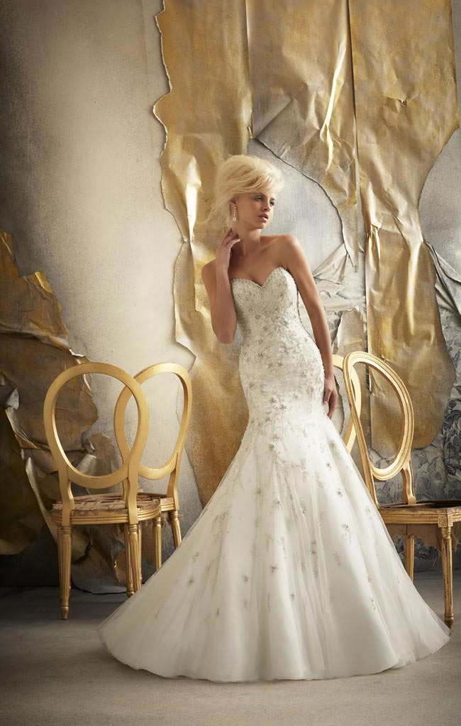 Style 1922 by Mori Lee