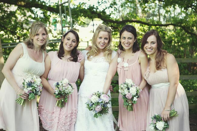ombre-bridesmaids