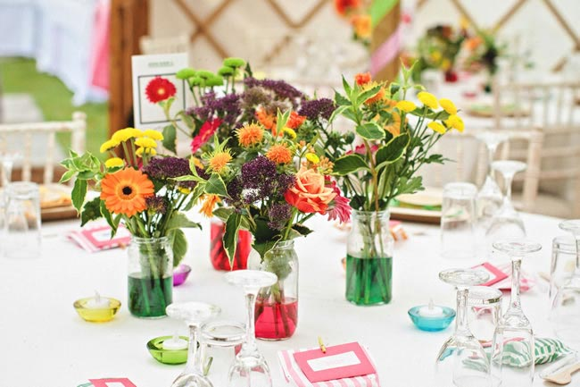 The Hidden Meaning Behind Your Wedding Flowers
