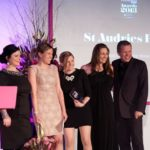 St Audries Park scooping the award © Claire Graham