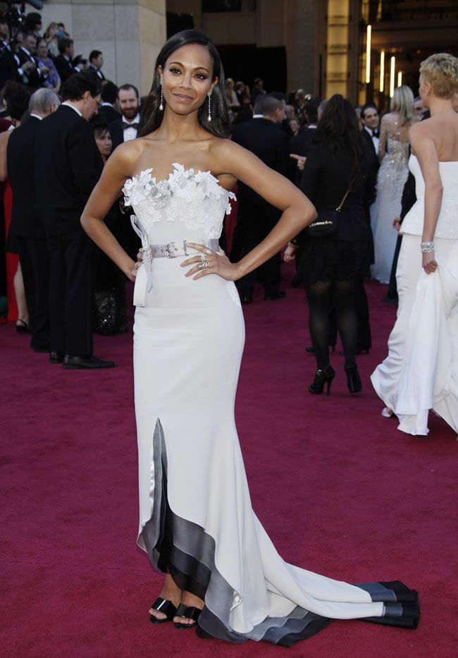 Zoe Salander Oscar Dress