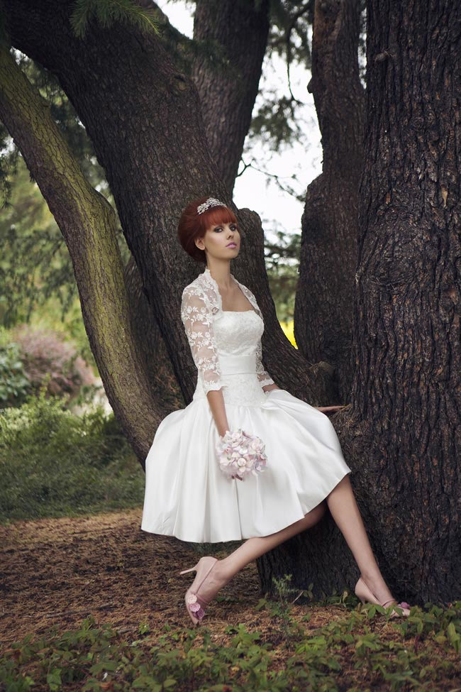 Duchess Dotty bridal gown, £295