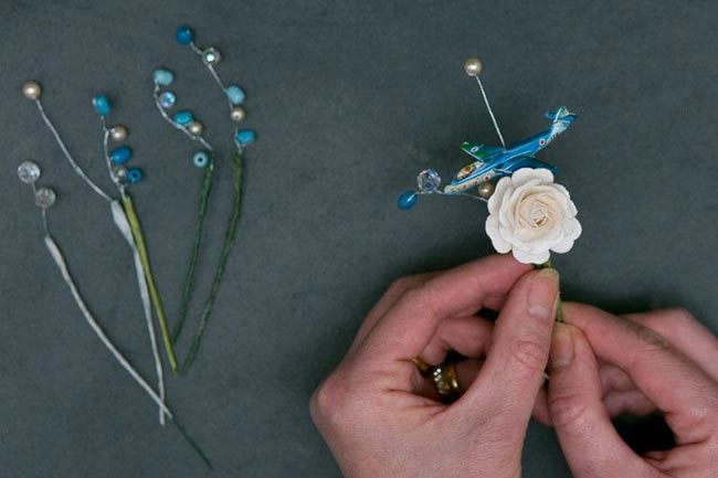How to make a buttonhole 3