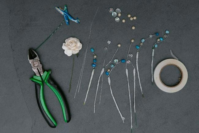 How to make a buttonhole 6