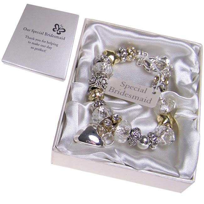 The Wedding Party bracelet bridesmaid £14.99