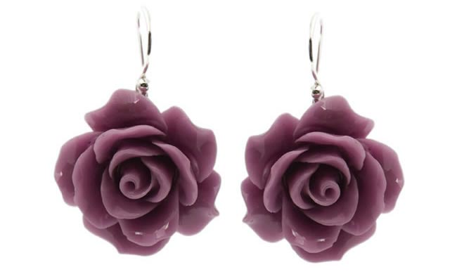 Vintage Pink Earrings_Balagan_RRP £11.70