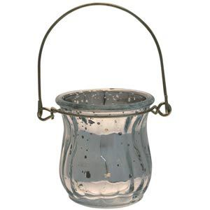 silver-tealight