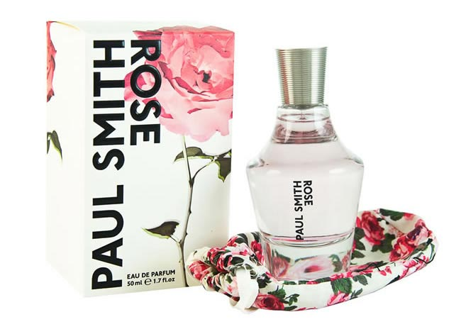 Paul Smith Rose perfume £24.99