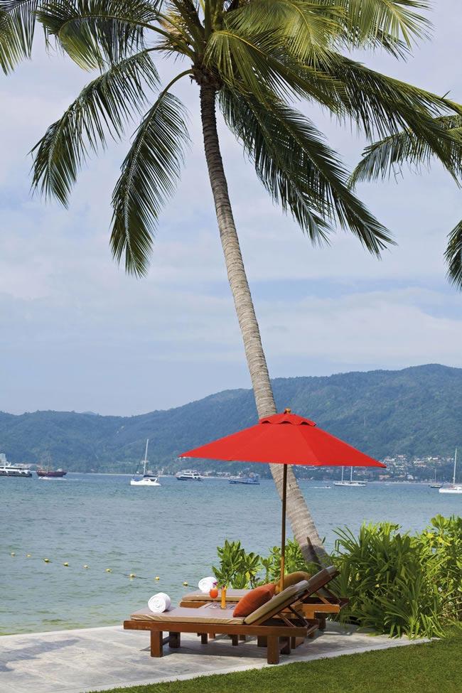 Amari-Coral-Beach-Phuket-Beach-Lounge-chair