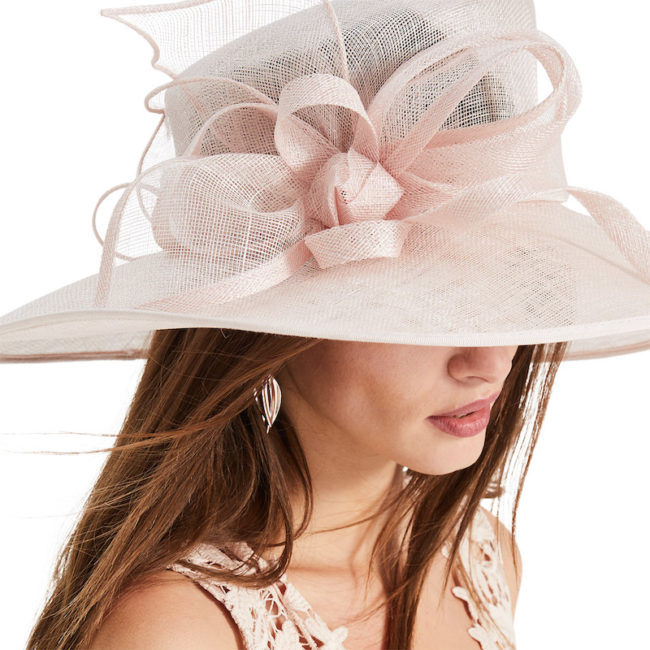 Phase Eight Nude Wedding Hat - The 12 Golden Rules of Wedding hat Etiquette