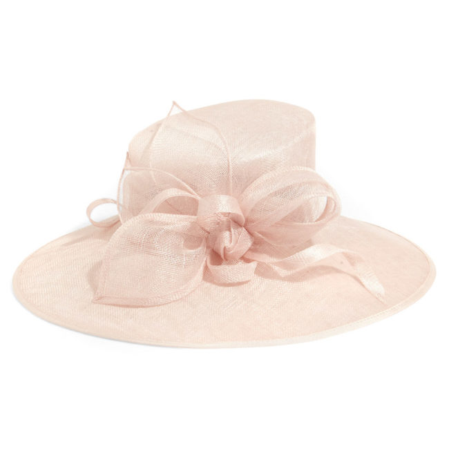 Phase Eight Blush Wedding Hat - The 12 Golden Rules of Wedding hat Etiquette