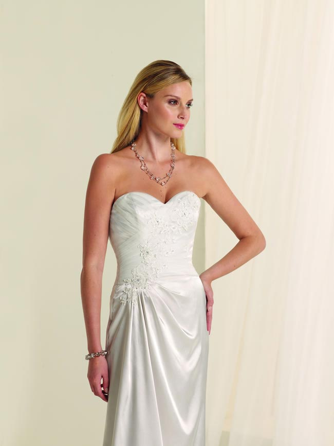 sophia tolli bridesmaid BY11353