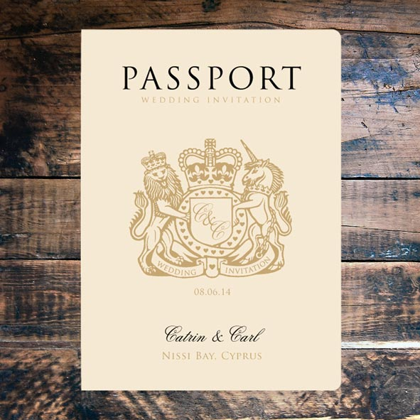 Ditsy Chic- Passport to Love-From £2.75